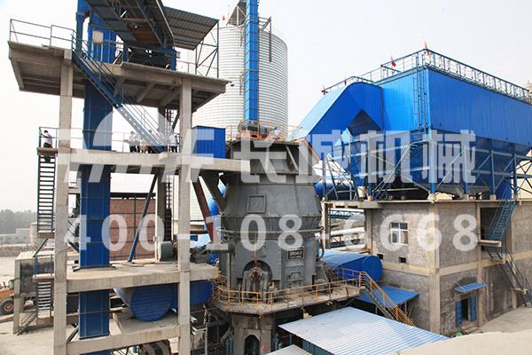 矿渣立磨机设备