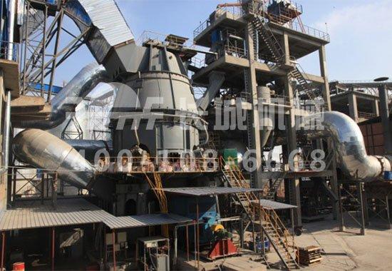 bbin体育水泥立式磨生产厂家致力提高中国立磨技术装备