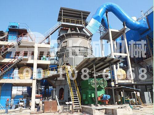 长城机械力挺水泥行业大气污染防治