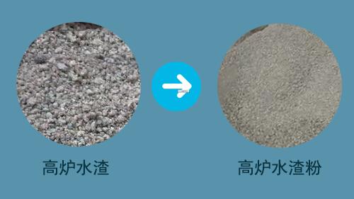 高炉水渣磨粉立磨设备受市场欢迎