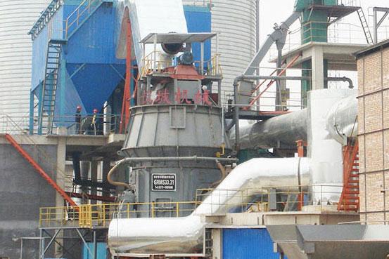 河北黄骅年产30万吨矿粉生产线