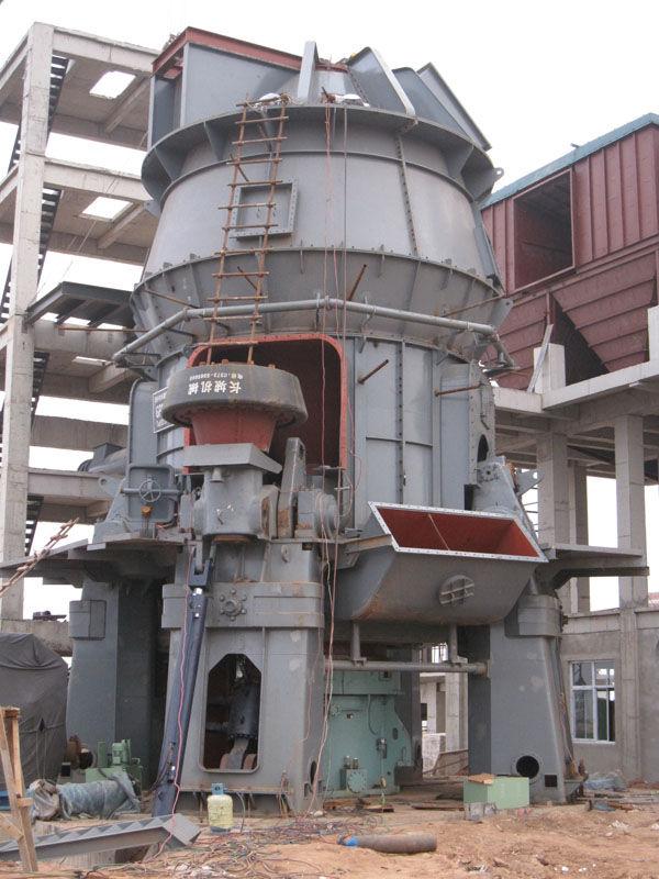 河北邢台年产60万吨矿渣微粉项目主机设备