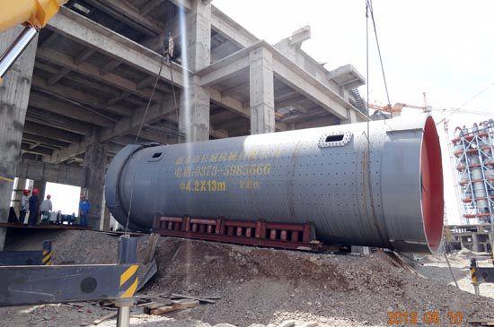 新疆克州阿图什公司回转窑、水泥磨主机设备报价