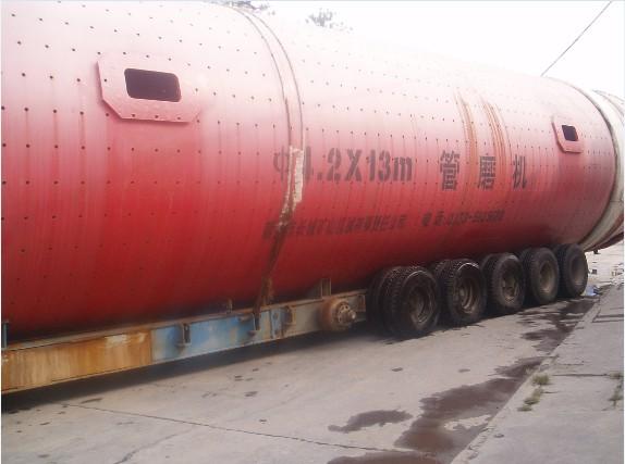 长城机械水泥磨用于广东建材厂工业废渣处理