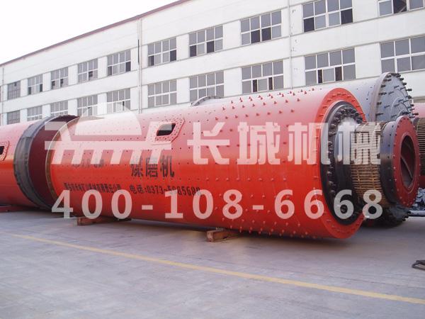 长城机械水泥球磨机出口中亚水泥生产线市场
