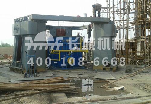 内蒙古通辽年产30万吨矿粉总包项目