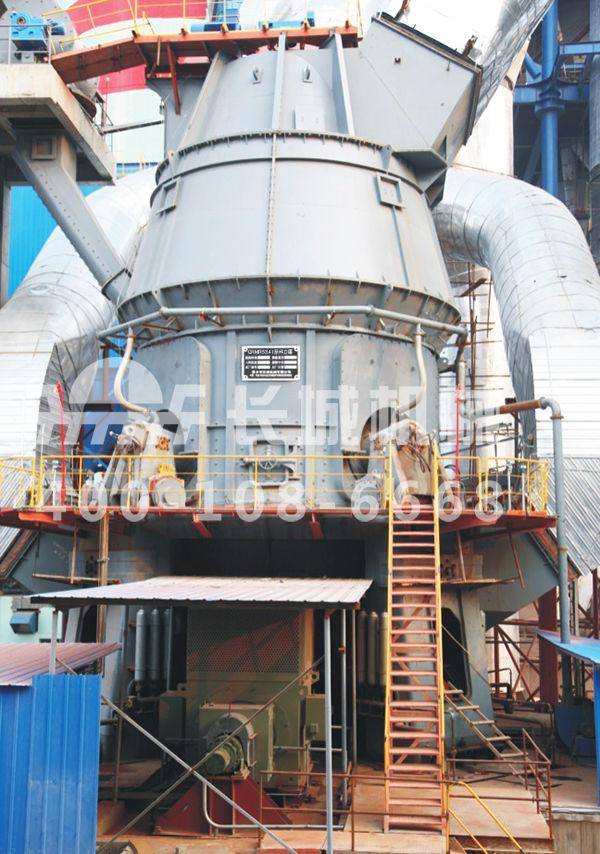 长城机械推出石灰石脱硫磨粉机助力火电厂环保生产