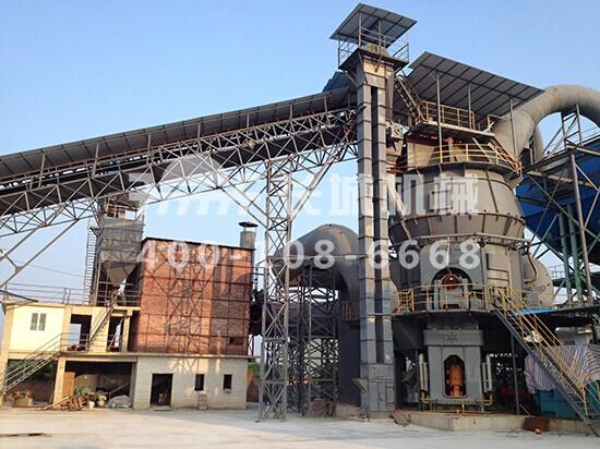 矿渣立式粉磨机大力推进矿渣循环再利用