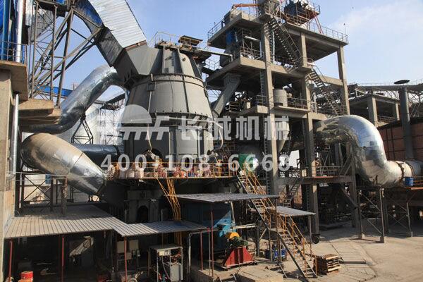 长城机械:立式磨粉机是工业制粉行业的优选设备