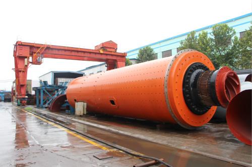 2.6x13米水泥磨机提高产量的途径