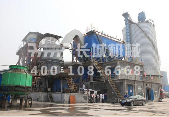 浅析矿粉生产线中立磨的关键性作用