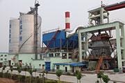年产20~100万吨矿渣微粉生产线客户现场视频